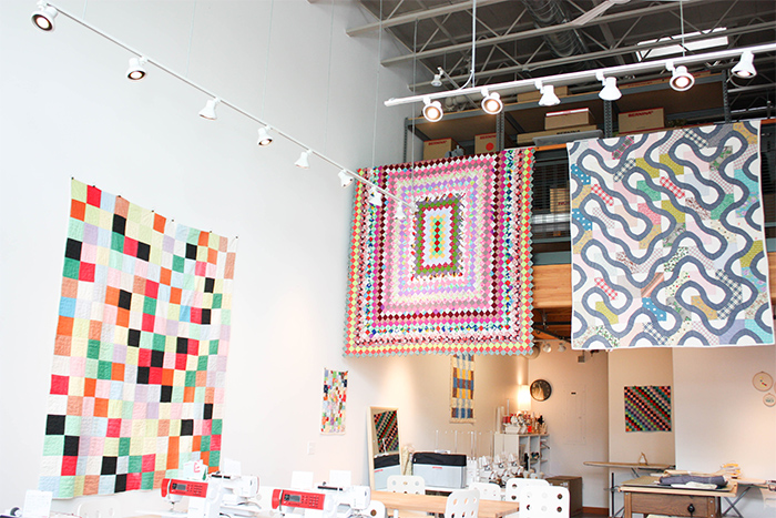 Bill Volchining | Modern Domestic | Vintage Quilts
