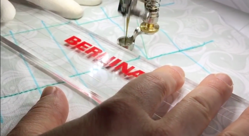 Quilting Rulers Rule Modern Domestic