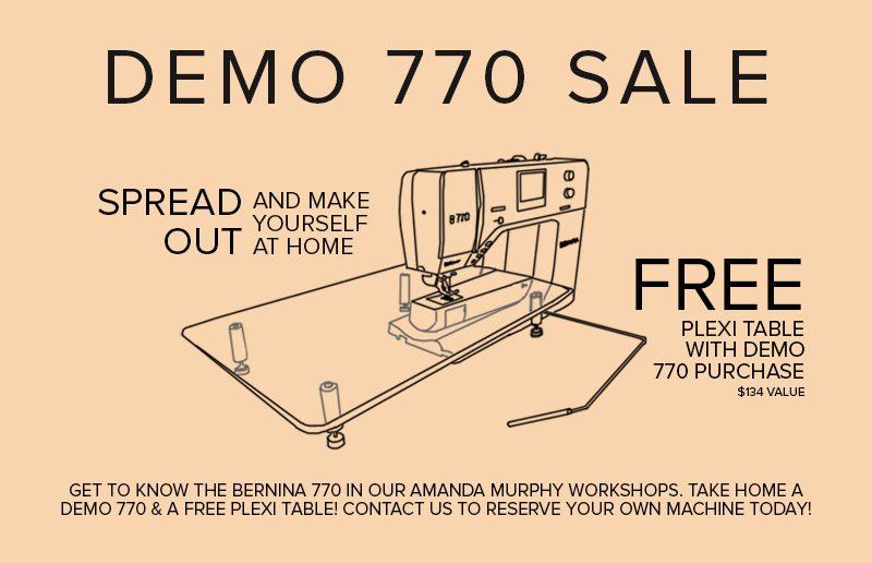 demo 770 free plexi Modern Domestic