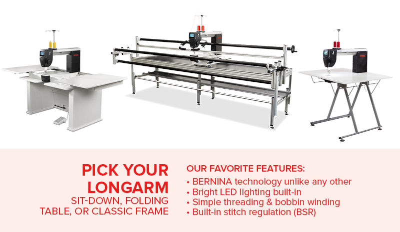 longarm features - Modern Domestic