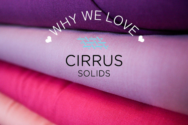 Why We Love Cirrus Solids // Modern Domestic