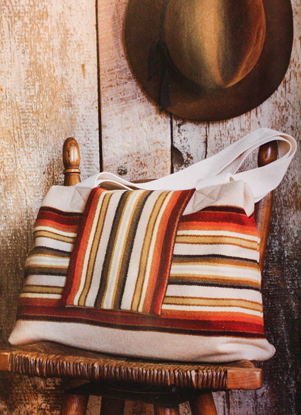 Michelle's Serape Shoulder Bag