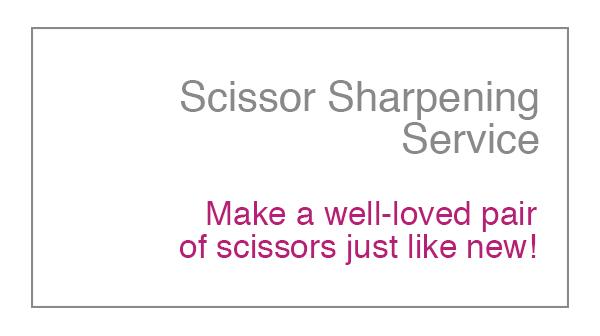Scissor Info at Modern Domestic