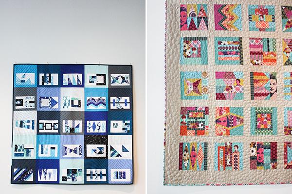 Elizabeth Hartman Quilts // Modern Domestic