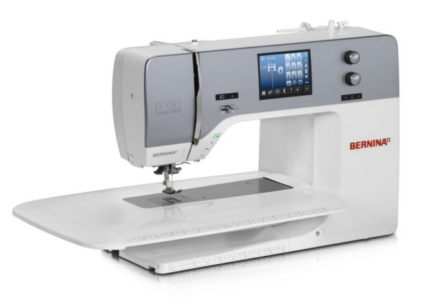 BERNINA 750QE at Modern Domestic