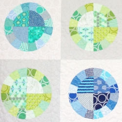 Intro to Curved Piecing at Modern Domestic