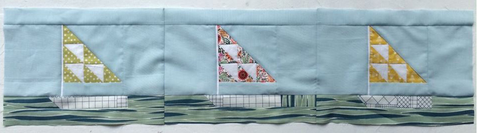 Row by Row Experience Roundup | Modern Quilt Rows | Needlework