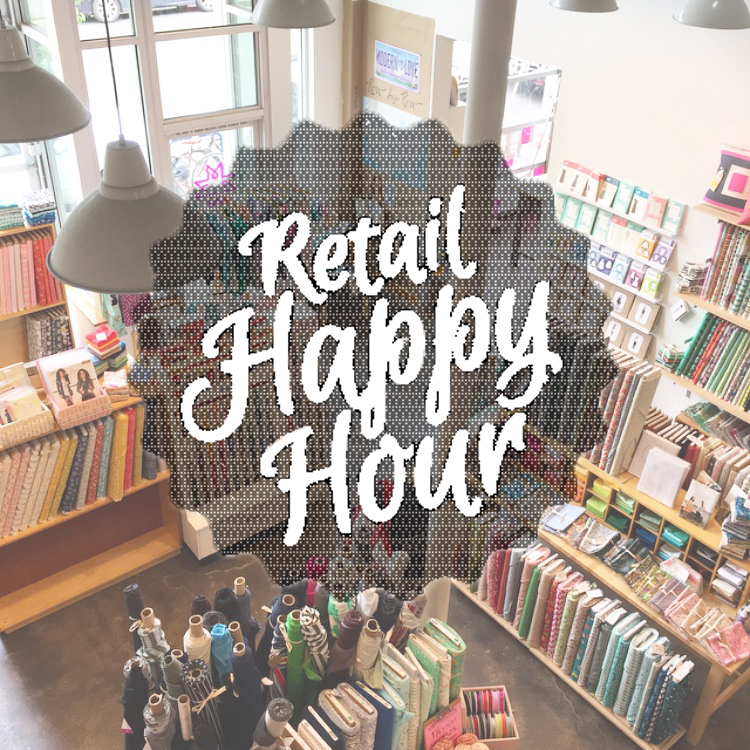 retail happy hour | Alberta Street | Modern Domestic