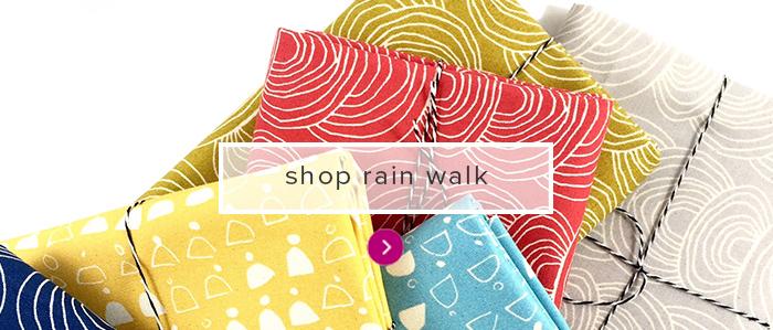 Rain Walk | Noodlehead | Modern Domestic