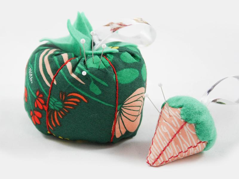 #39 BERNINA pin cushions