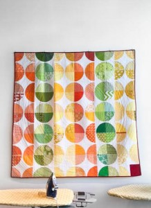 Jen Carlton Bailly Quilts at Modern Domestic