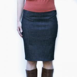 alberta street pencil skirt-basic