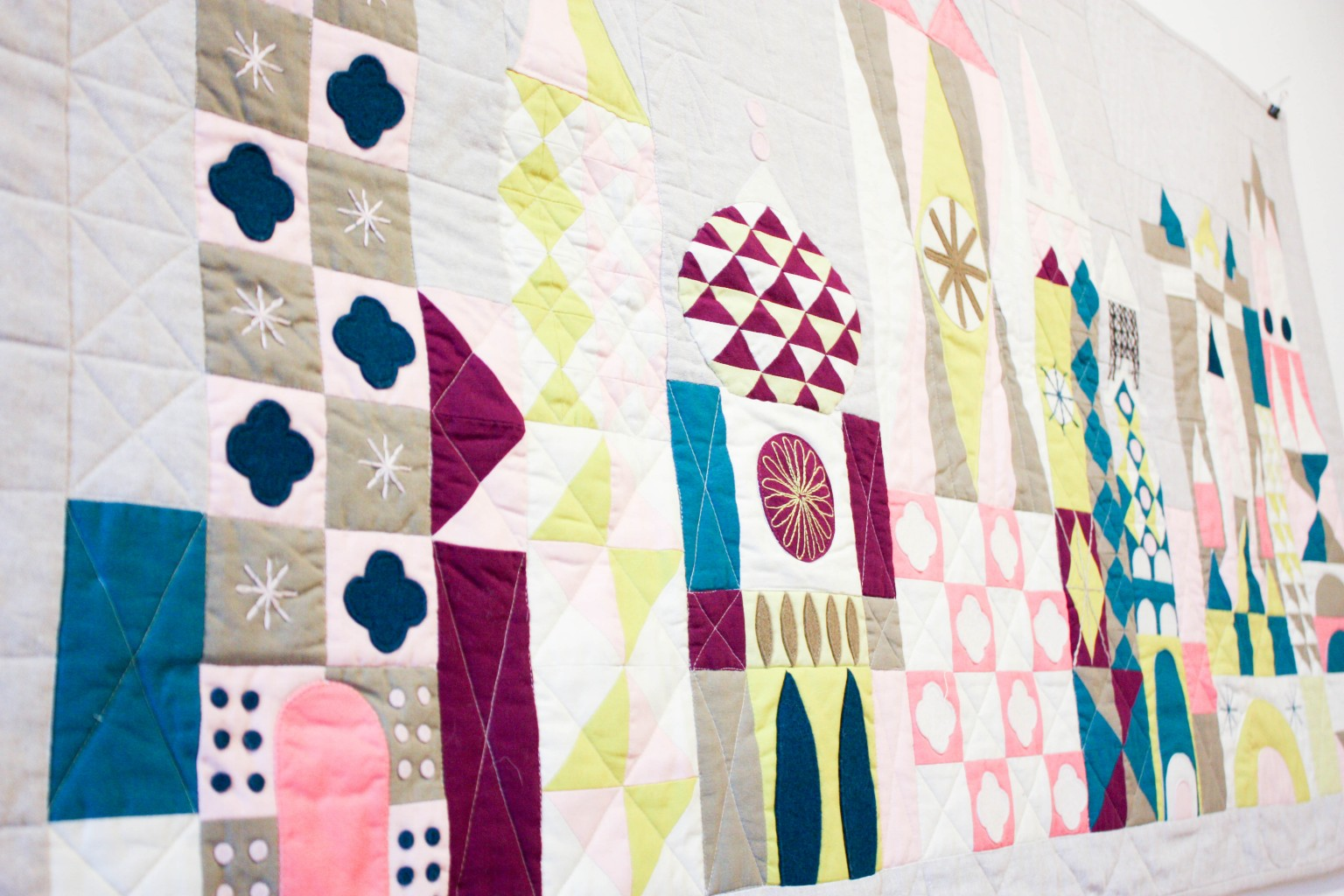MD Patchwork Society Improv Quilting