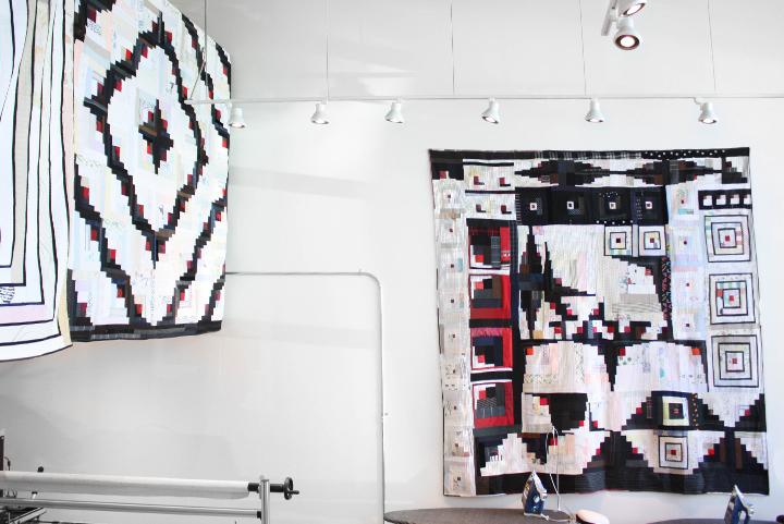 Luke Haynes Quilts   Modern Domestic