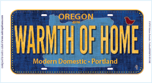 Modern Domestic • Portland WARMTH OF HOME