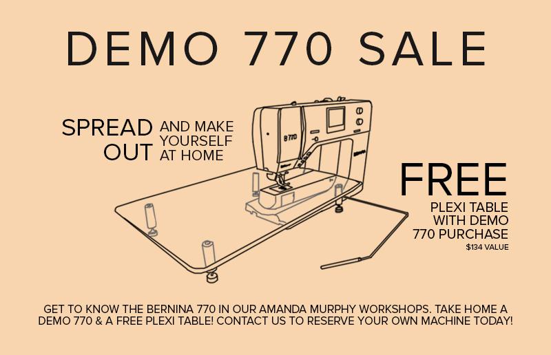 demo 770 free plexi Modern Domestic