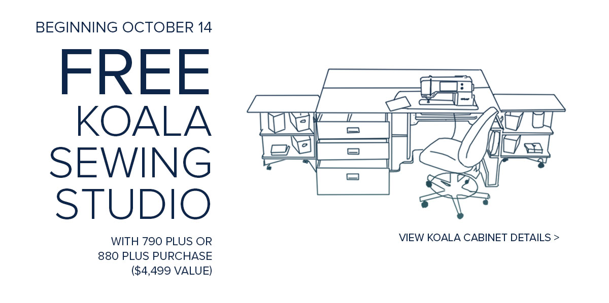 free koala cabinet with purchase at Modern Domestic