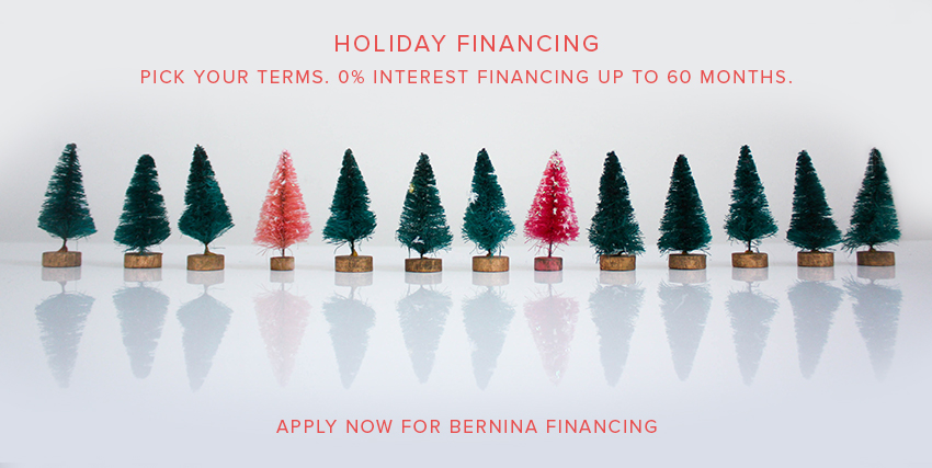 60 month financing with 0% interest available November 21-27.