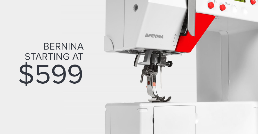 bernina 215 sale at Modern Domestic