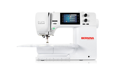 475 BERNINA Quilters Edition - Modern Domestic
