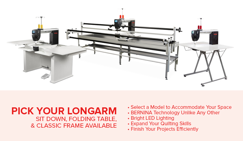 longarm classroom clearance sale 2019 - Modern Domestic